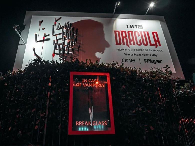 Serial Dracula. Foto: Dok. BBC