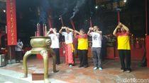 Pasar Imlek Semawis Semarang Kembali Digelar Pekan Depan