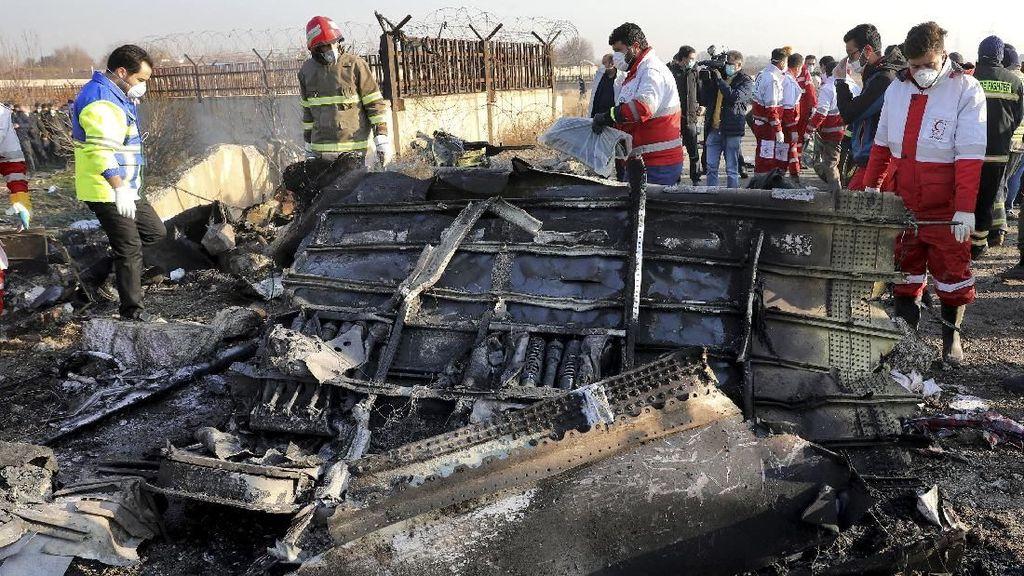 Jejak Salah Tembak Iran: Dulu Pesawat Ukraina, Kini Kapal Perangnya Sendiri