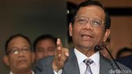Mahfud Md-Gubernur Jatim Khofifah Temui Mendagri Tito, Bahas Apa?