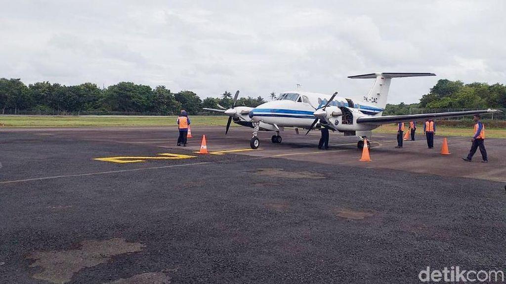 Perluasan Bandara Karimunjawa Ditargetkan Kelar 2022