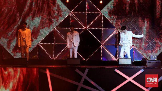 Reuni Hangat Super Junior dengan ELF Indonesia dalam SS8