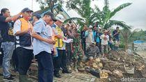 Menteri PUPR: Tanggul Jebol Akibat Banjir Digarap BUMN dengan Penunjukan