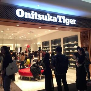 Onitsuka Tiger Buka Toko Sneakers Premium Pertama di Indonesia