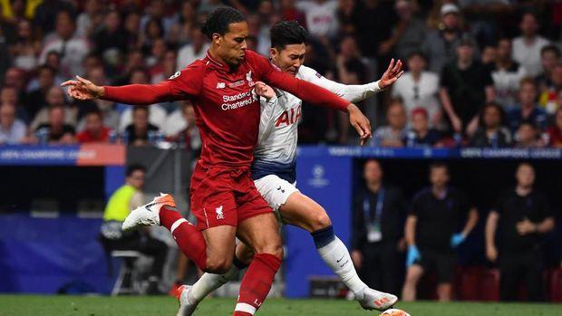 5 Duel Kunci Tottenham vs Liverpool
