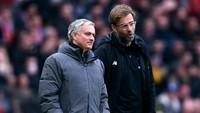 Mourinho Singgung Klopp Saat Ditanya soal Trofi buat Tottenham