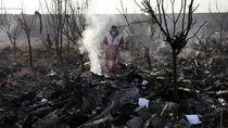 Iran Akan Kirim Kotak Hitam Pesawat yang Jatuh Dirudal ke Ukraina