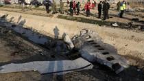 Ukraina Minta Iran Serahkan Kotak Hitam Pesawat yang Ditembak Jatuh