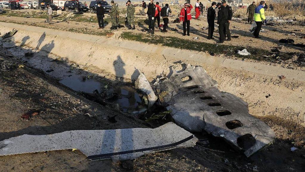 Dituduh Bohong Soal Penembakan Pesawat Penumpang Ukraina, Ini Kata Iran