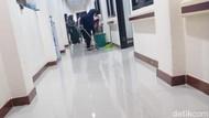 Banjir karena Drainase Meluap, 14 Pasien RSUD Parepare Dievakuasi