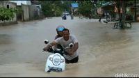 Banjir di Samarinda.