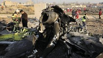 Kotak Hitam Pesawat Ukraina Akhirnya Digarap Bersama