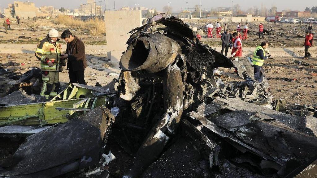 Kanada-Swedia Siap Bahas Kompensasi Pesawat Ukraina Ditembak Jatuh Iran