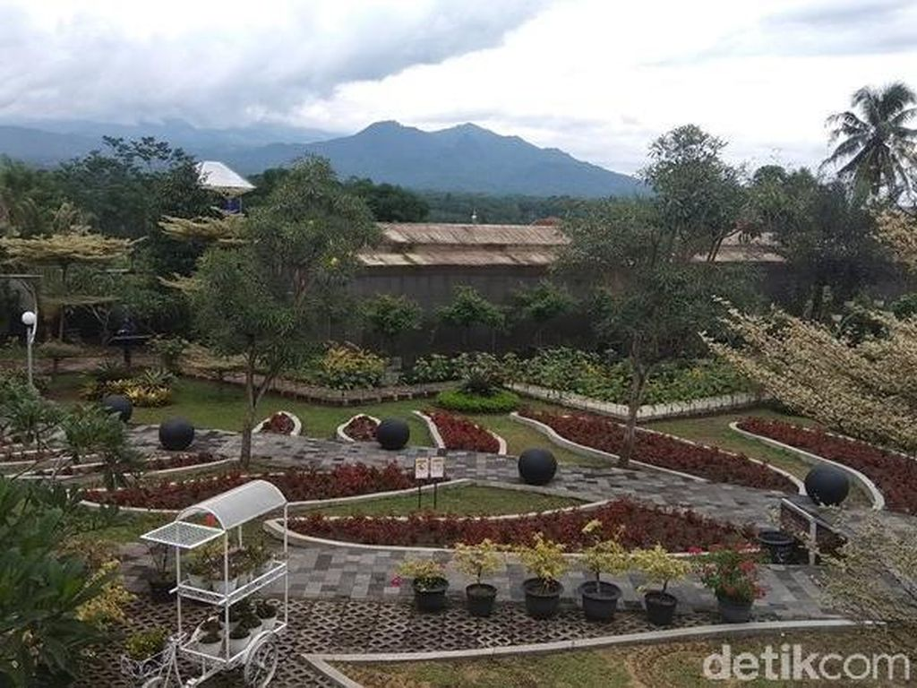 Yang Baru di Magelang, Kebun Bibit Senopati Nan Instagramable