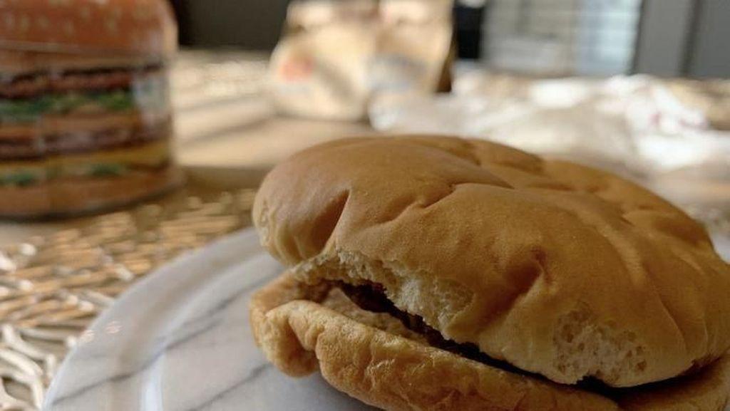 Ini Penampakan Burger yang Disimpan Hampir 20 Tahun