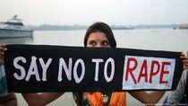 Setiap 15 Menit Satu Perempuan Diperkosa di India