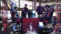 Final Kualifikasi Regional Piala Presiden Esports 2020 Digelar di Surabaya