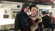 Baim Wong Undang Anak Yatim di Acara Akikah Baby Kiano