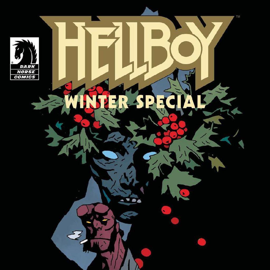 Hellboy Bertemu Monster Baru