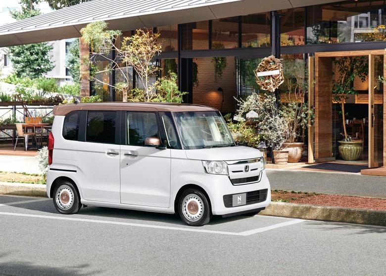 Kei car Honda N-Box. Foto: Honda