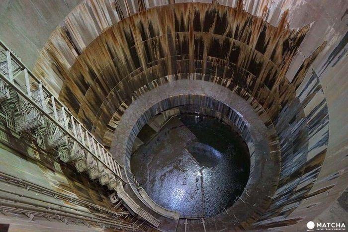 Namanya adalah The Metropolitan Area Outer Underground Discharge Channel. Pool/matcha-jp.com.