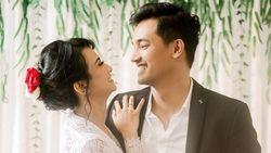 Usai Menikah, Vanessa Angel Tinggal di Kontrakan
