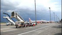 Cuaca Buruk, Sejumlah Penerbangan di Bandara Hasanuddin Makassar Terganggu