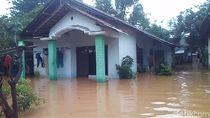 Tanggul Sungai Jebol di Kudus, Puluhan Rumah Kebanjiran