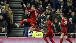 Bekap Tottenham, Liverpool Ciptakan Rekor Poin Eropa