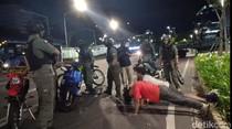 Ini Motif Remaja Pemotor yang Viral Tendang-tendang Traffic Cone di Sudirman