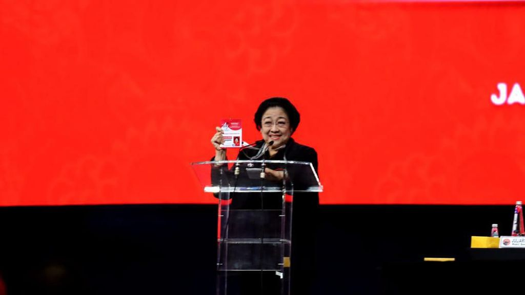Megawati Sindir Calon Kepala Daerah Lewat Belakang, Ini Kata PDIP