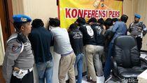 Akan Serang Geng Pelajar Lain, 10 Remaja Diciduk Polisi Yogya