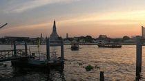 Dari Lokasi Ini, Langit Bangkok di Sore Hari Begitu Indah