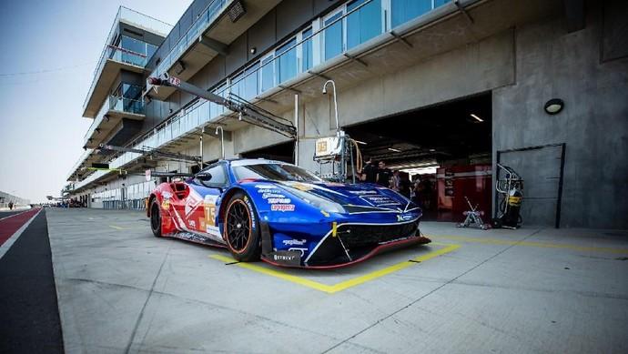 Rio Haryanto Cs Finish ke-4 di Asian Le Mans Series Australia