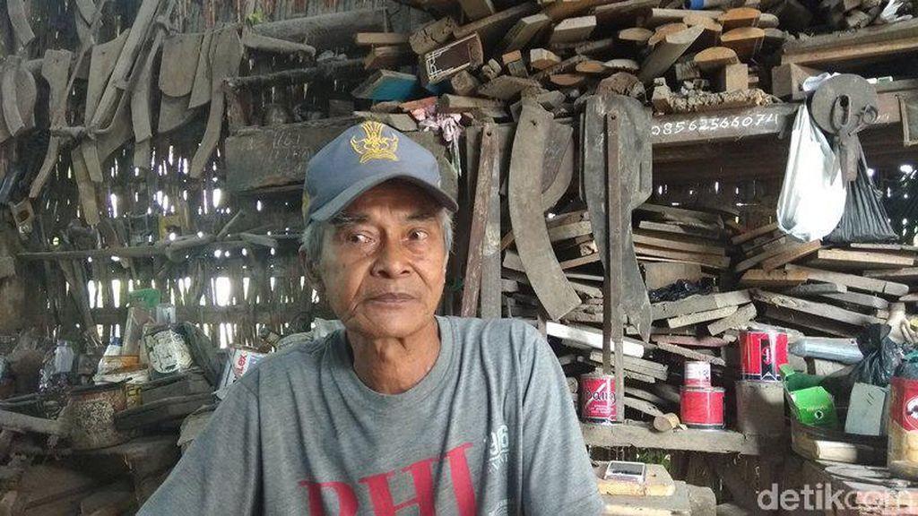 Mbah Darmo, Sejak 1970 Tekuni Bengkel Dokar di Magelang
