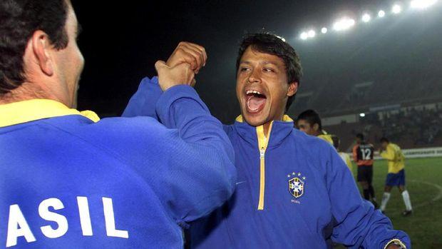 Sergio Farias pernah jadi pelatih timnas kelompok umur Brasil.