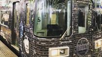 Kereta Bertema Vokalis LArc~en~Ciel Meluncur di Jepang