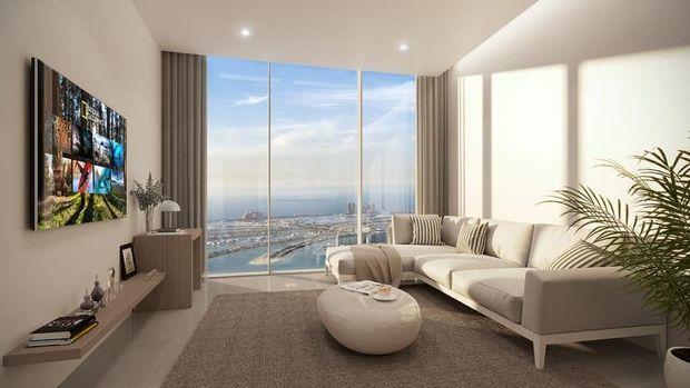 Hotel Tertinggi di Dunia Ada di.... Dubai Lagi, Dubai Lagi
