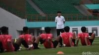 Tempa Fisik Timnas U-19, Shin Tae-yong Bawa Tim dari Korsel