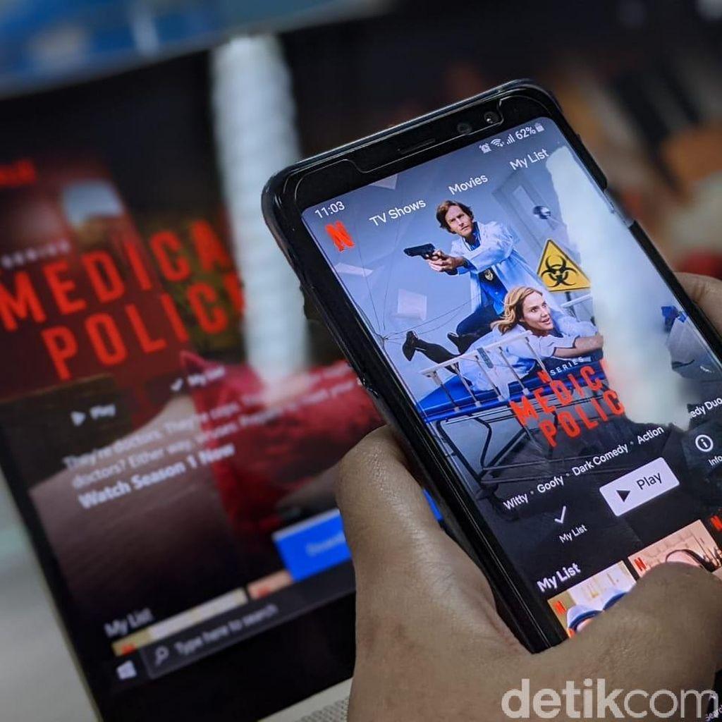 Netflix Dibidik MUI, Dibela Netizen