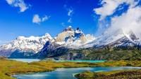 Potret Gletser Terbesar Kedua Sedunia Selain di Kutub