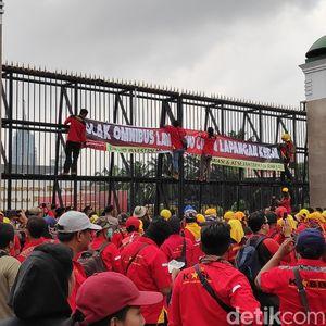 Omnibus Law Dikhawatirkan Bernasib Serupa RUU KPK