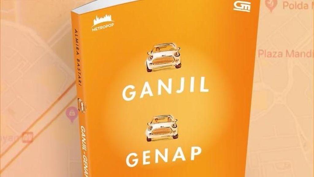Novel Metropop Ganjil-Genap Segera Terbit 3 Februari