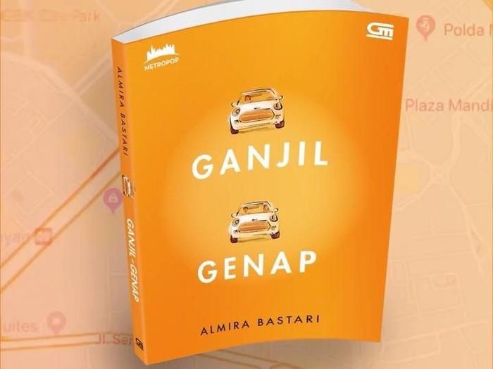 Novel Metropop Ganjil-Genap Karya Almira Bastari