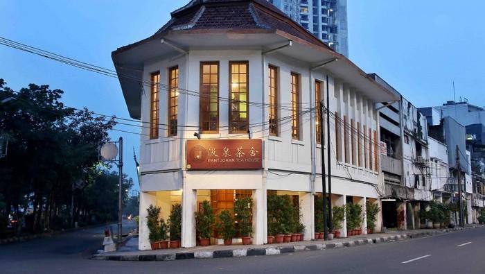 Pantjoran Tea House Tempat Teh