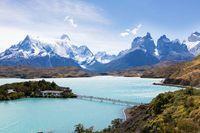 Lanskap Patagonia