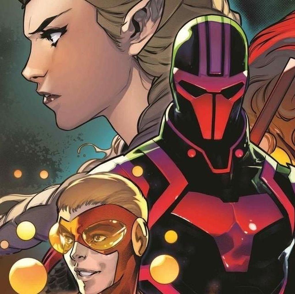 Marvel Kenalkan Superhero Baru
