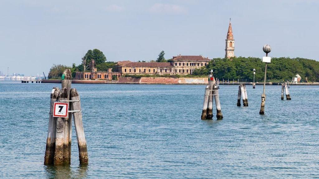 Pulau Kematian Dekat Venesia, Tempat Kumpul Arwah Gentayangan