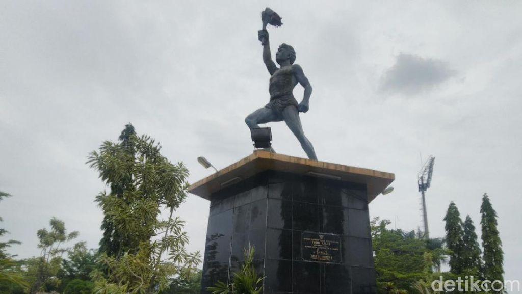 Si Obor Simbol Kebangkitan Olahraga di Kabupaten Ciamis