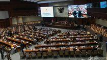 290 Anggota DPR Tak Hadiri Paripurna Pertama di 2020